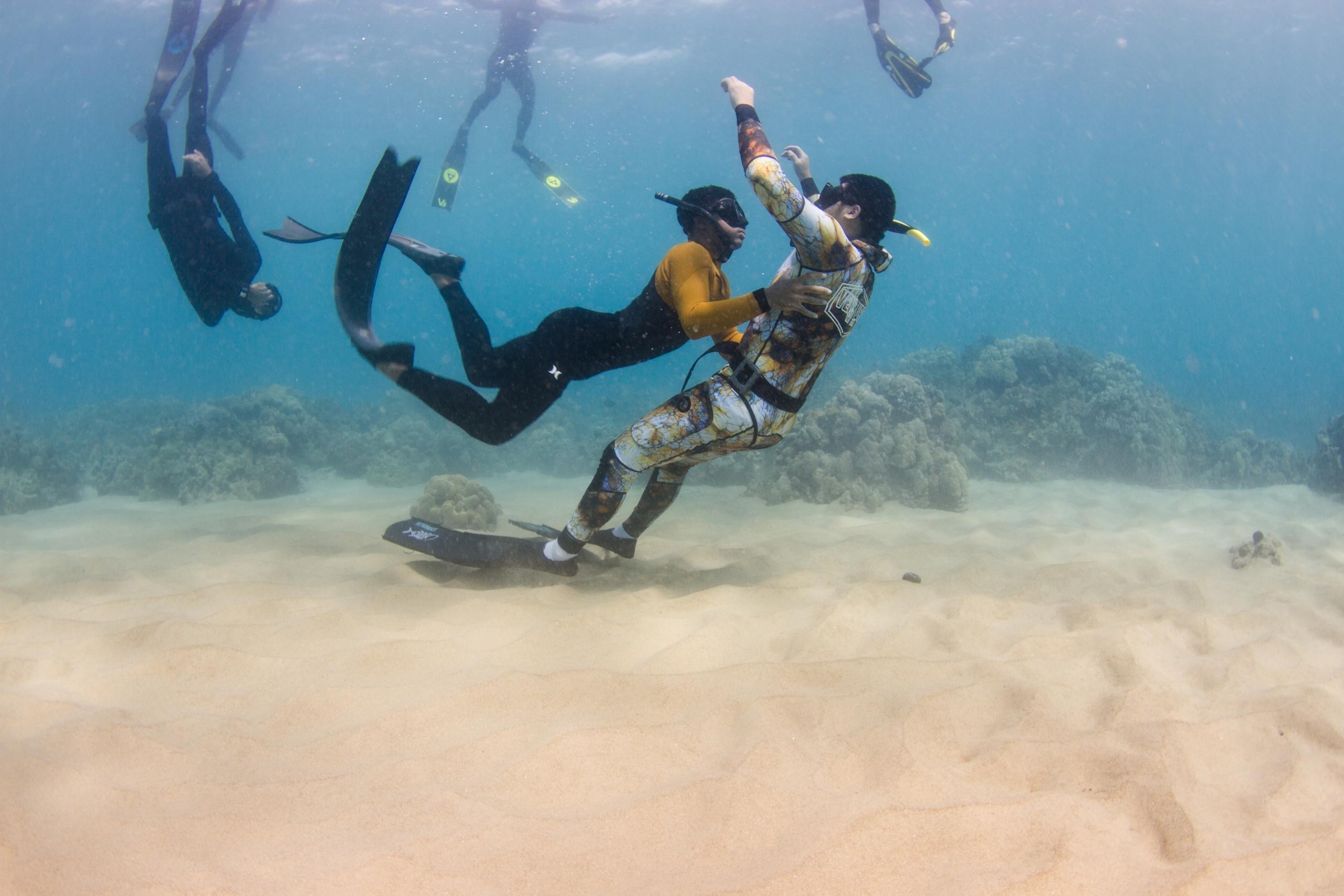 FreediveSafe! Hawaii - Freediving and Spearfishing Safety Training Kona